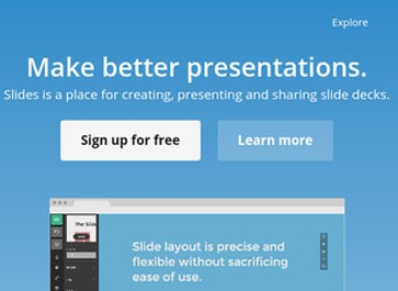 12 Browser-Based CSS3 Slideshow Tools