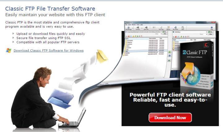 Classic FTP