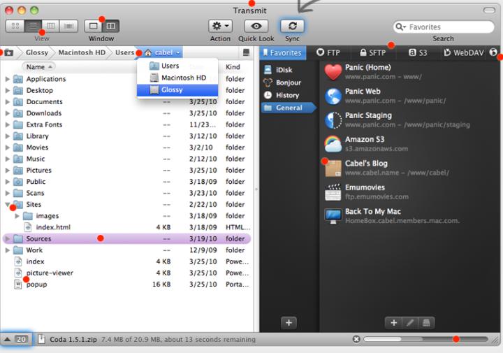 winscp mac