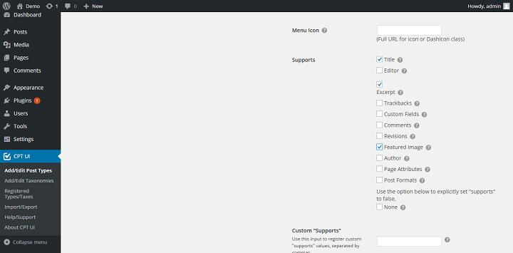Create Custom Post Type For WordPress Portfolio Page