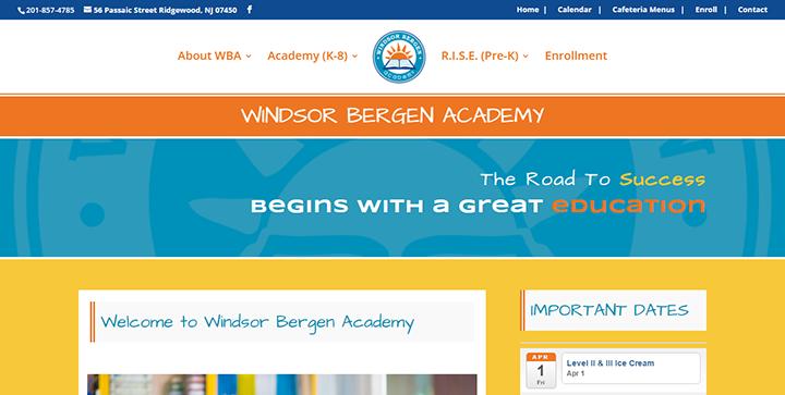 Windsor Bergen Academy