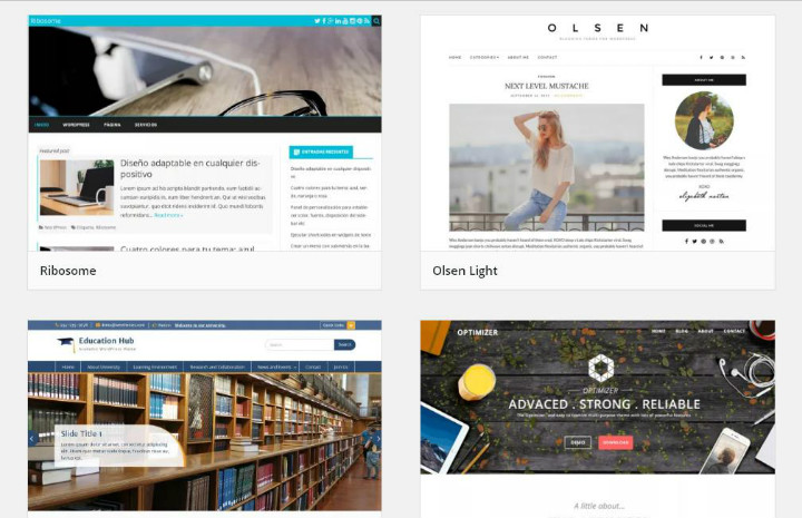 21+ Best Free WordPress Themes for 2018 (Blog, Business, & Magazine)