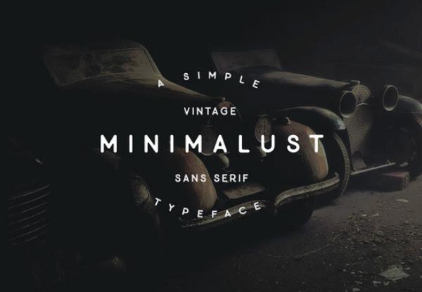 Minimalust