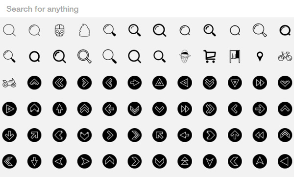 Noun Project Icon Files