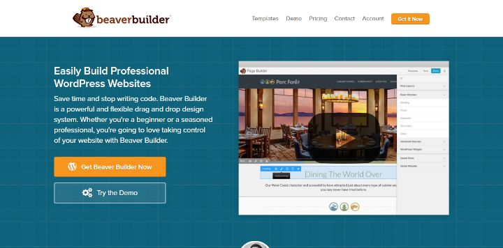 Beaver Builder - WordPress Page Builder Plugin Comparison