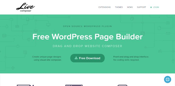 Live Composer - WordPress Page Builder Plugin Comparison