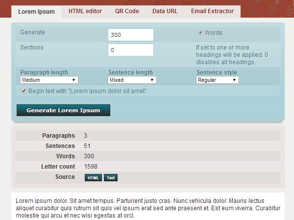 Procato.com Lipsum