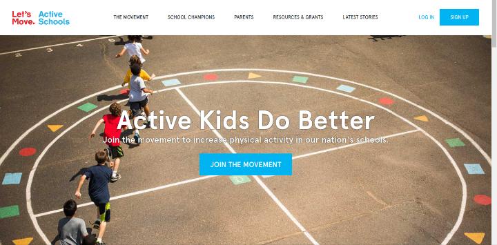 Let's Move Active Schools