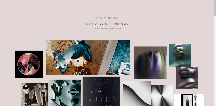 Best squarespace sites 25 examples of unique sites using squarespace the mario hugo website is a great example for those trying to make a portfolio with the squarespace platform the website has a smattering of thumbnail pronofoot35fo Gallery