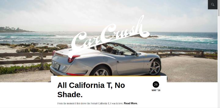 The Car Crush