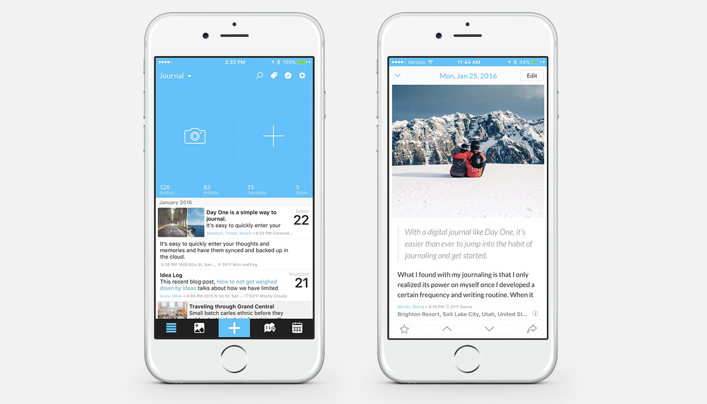 18 Beautiful and Useful Mobile Apps for your Inspiration