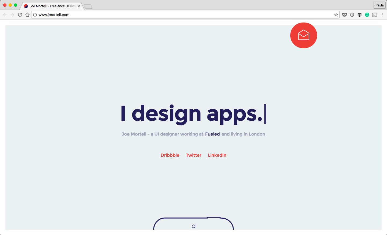 Joe Mortell - Freelance UI Designer London 2016-08-30 22-37-47