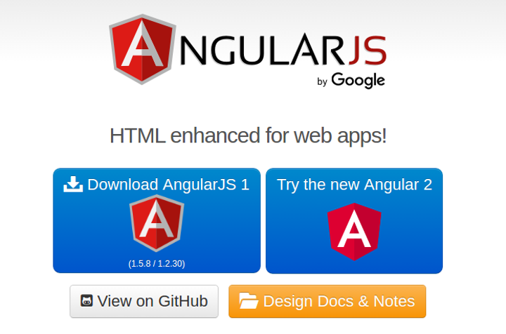 AngularJS Free JavaScript Libraries