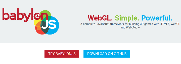 Babylon.js free JavaScript Libraries