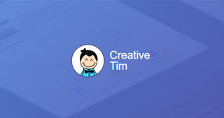 Creative Tim Coupon - Get 20% OFF Bootstrap themes & Templates