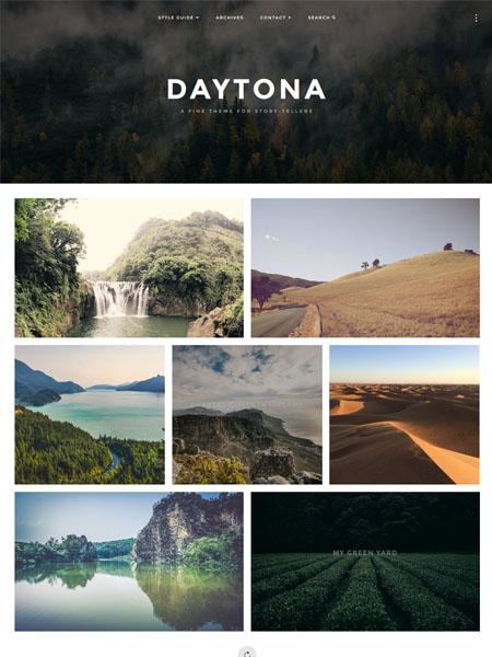 daytona-theme
