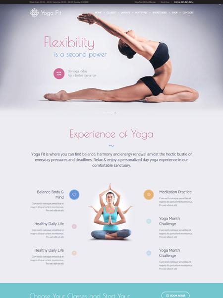 yoga-fit