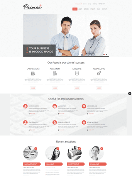 marketingagency theme