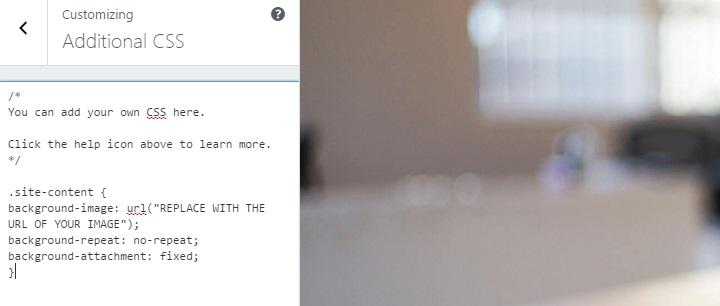 二十七个主题 - 额外的CSS定制