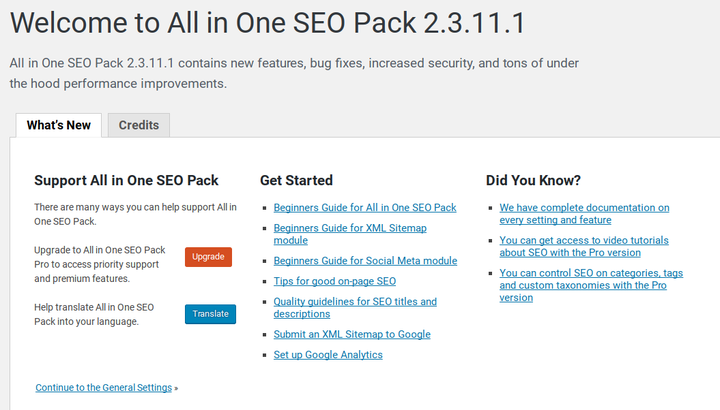 all-in-one-seo-pack-welcome-page