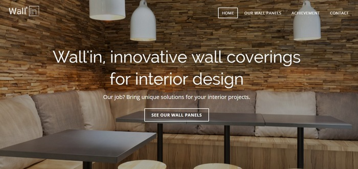 Best Examples Of Websites Built With Weebly - Best tile design websites
