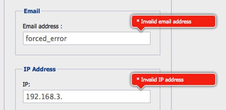 jquery validation engine