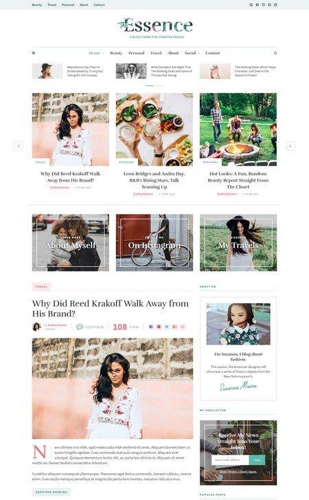 16 Best Adsense Optimized WordPress Themes for 2017
