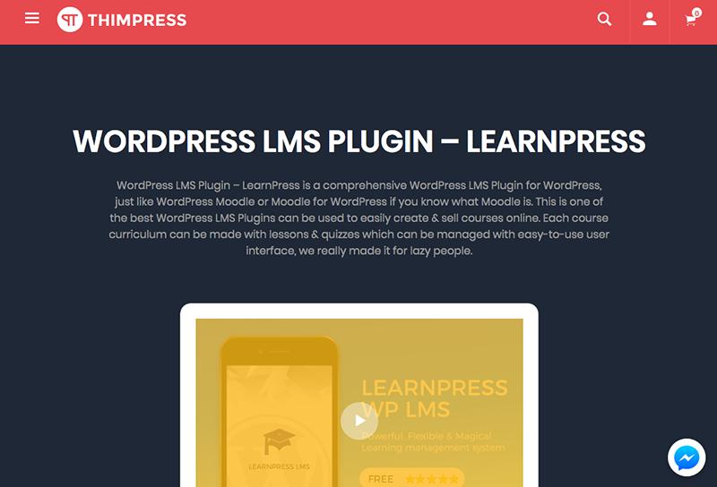 wordpress online course plugin
