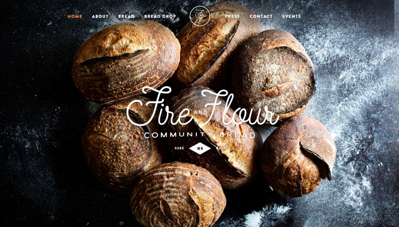 Fire and Flour Bread - Squarespace