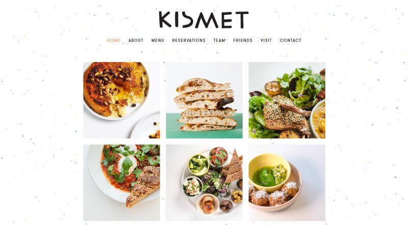 Kismet - Squarespace