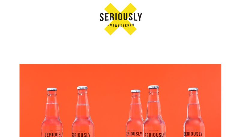 Seriously Unsweetened - Squarespace
