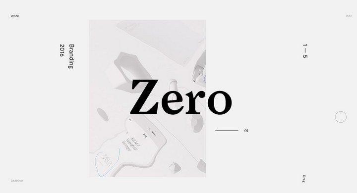 Картинки по запросу minimalist web design 2019