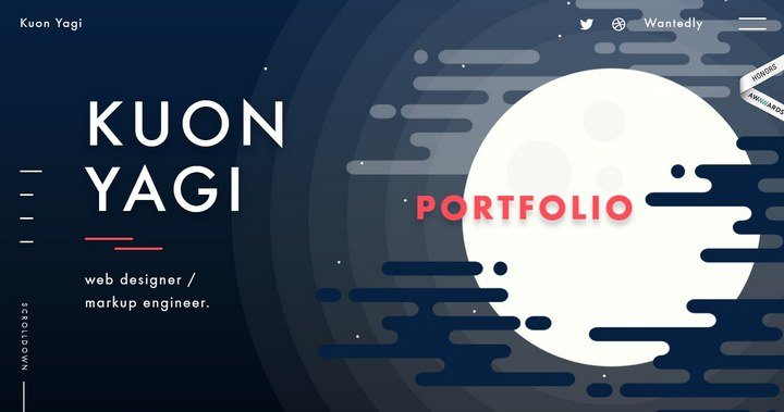15 Best Modern Design Portfolios Of 2019