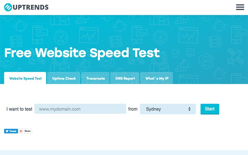 Top 10 Free Website Speed Test Tools of 2019