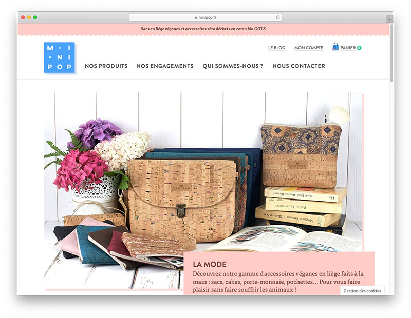 17 Beautiful Examples of Websites Running on WooCommerce