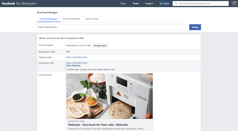 How to Use Facebook Debugger to Fix Posting Issues - Design