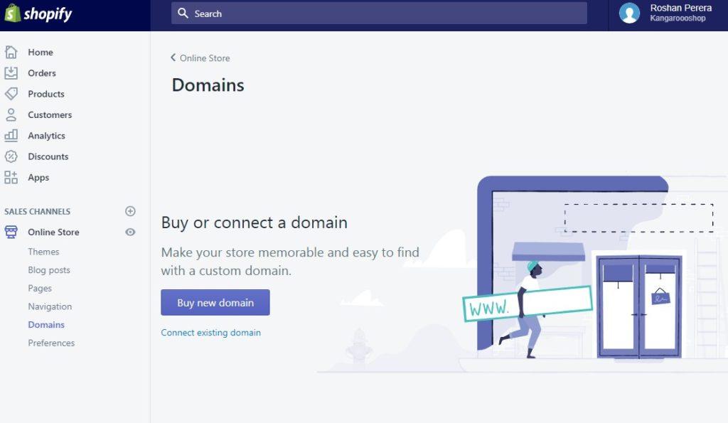 shopify-domain