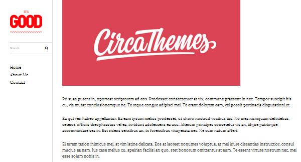 Good WordPress themes for writers