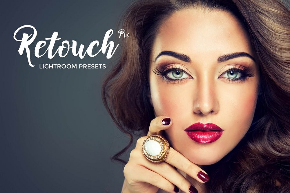 Retouch Pro Photography Lightroom Presets