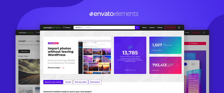 Envato Elements Review - The Resource Archive for Website Owners & Creatives