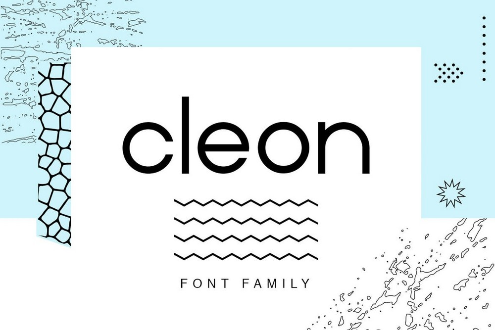 Cleon - Elegant Sans-Serif Font