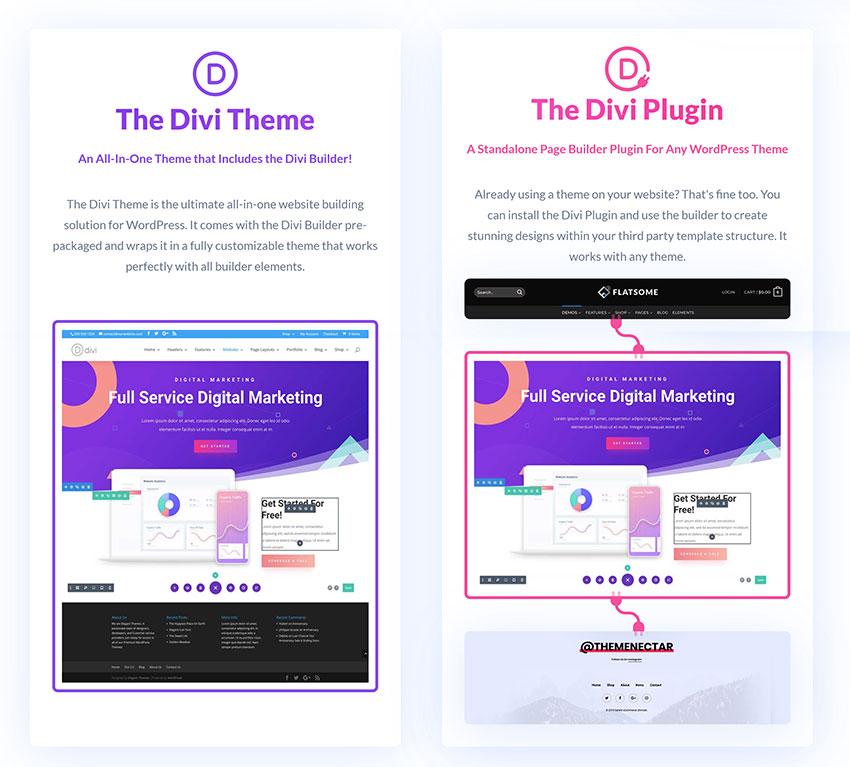 Divi Theme & Divi Plugin