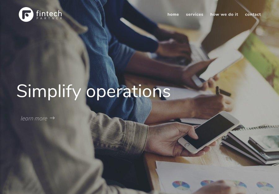 Fintech Partner