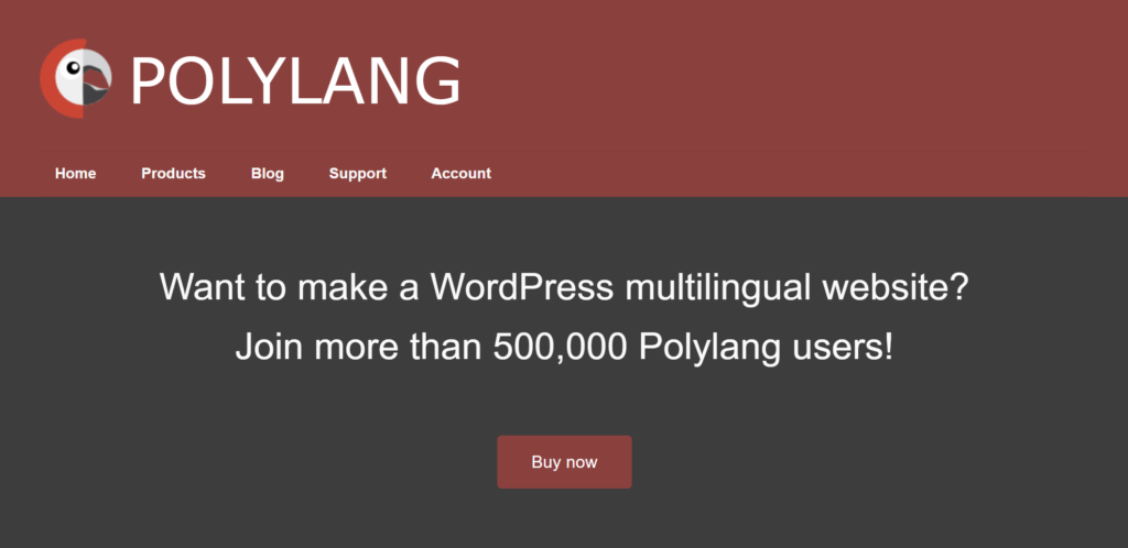 Polylang is one of the best WordPress translation plugins