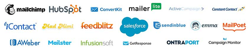 Bloom Supported Email Marketing Services