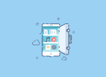 Exposing WordPress site data for mobile apps