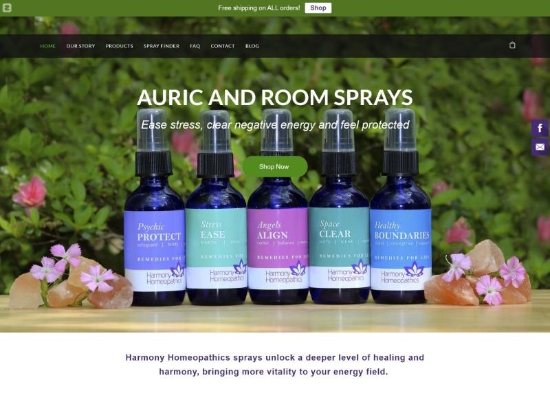 Harmony Homeopathics