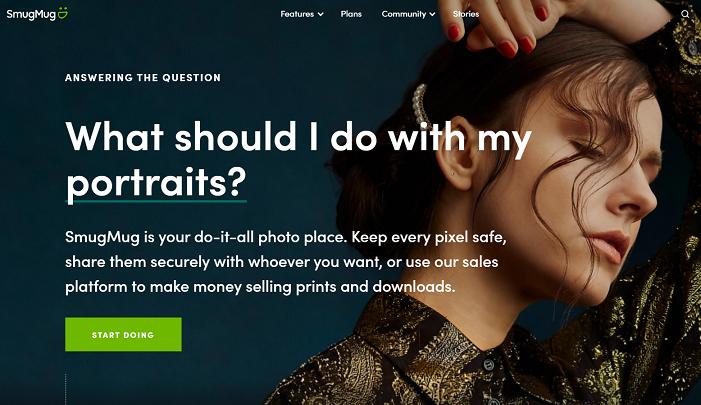 SmugMug: The best Squarespace alternative for photographers