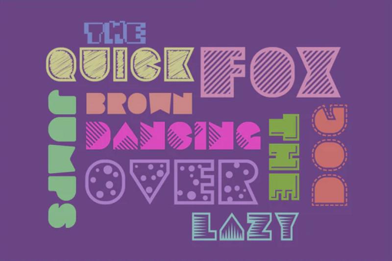 Sebasengan font