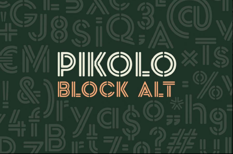 Pikolo block alt